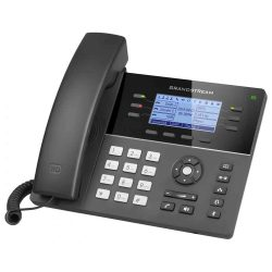 Grandstream GXP1760 là dòng điện thoại voip mới nhất của hãng Grandstream hỗ trợ Sip mở. Đây là dòng điện thoại được thiết kế phù hợp với các doanh nghiệp vừa và nhỏ.