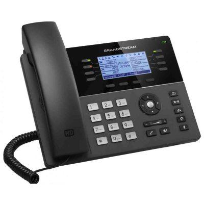 Grandstream GXP1780 là một điện thoại IP tầm trung mạnh mẽ với các tính năng điện thoại tiên tiến