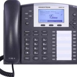 iện thoại IP Grandstream GXP2110 HD là một thế hệ điện thoại IP cho doanh nghiệp tiếp theo cấp có 4 đường dây, màn hình đồ họa backlit lớn 240 × 120 LCD