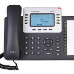 Grandstream GXP2124 là một thế hệ tiếp theo doanh nghiệp cấp điện thoại IP có tính năng 4 dòng